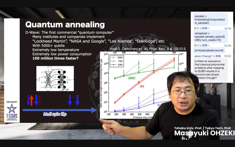 Information Theory SG Seminar by Prof. Masayuki Ohzeki on August 4, 2021 image